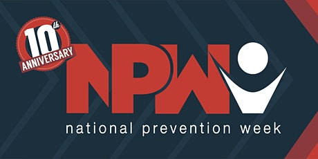 Covenant Community, Inc. celebrates National Prevention Week tickets