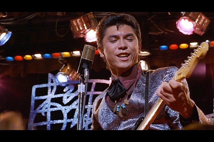 La Bamba + Ritchie Valens  80th Birthday: Film &  Music History Livestream image