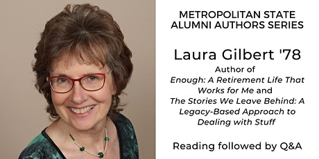 Metropolitan State Alumni  Authors Series: An Evening with Laura Gilbert tickets