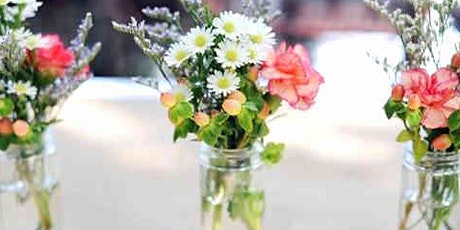 Li'l Gardener Summer Camp: Mason Jar Floral tickets