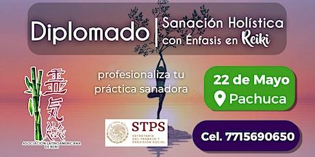 Diplomado en Sanación Holística con Énfasis en Reiki | Pachuca boletos