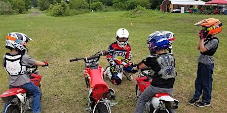 Harold Motor Sports INTERMEDIATE Summer 2021 Dirt Bike Clinics tickets