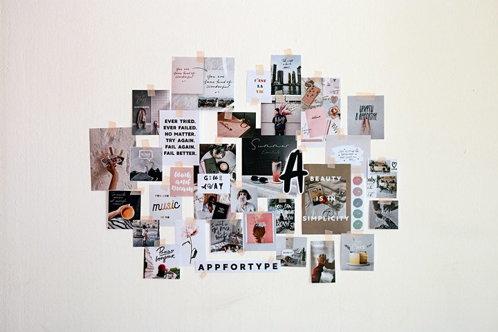 Collaborative Collage Making image