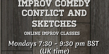 Comedy conflict & sketches tickets