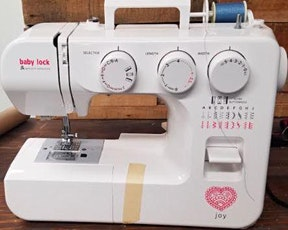 Introduction to Sewing IN PERSON tickets