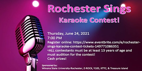 Rochester Sings Karaoke Contest tickets