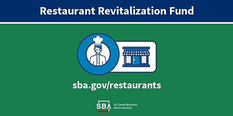 Restaurant Revitalization Fund Training tickets