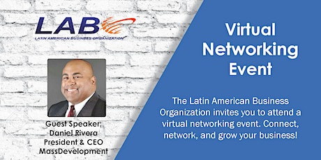 LABO Virtual Networking Event tickets