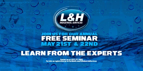 2021 FREE Spring Training & Education Seminar - Learn From The Experts tickets