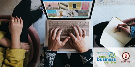 Webinar: Digital Marketing on a Shoestring Budget tickets