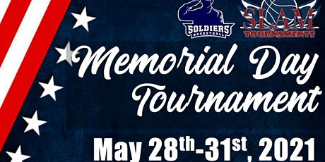 MEMORIAL DAY TOURNAMENT tickets