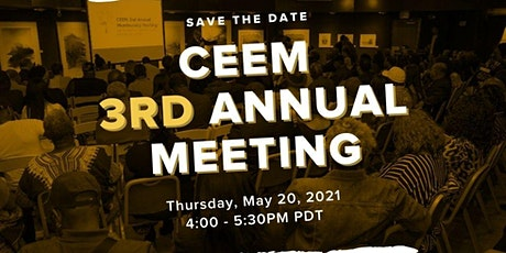 CEEM 3rd Annual Meeting tickets