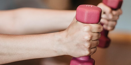 Exercise: Your Secret Weapon During Cancer Treatment tickets