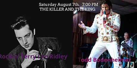 The Killer and the King tickets