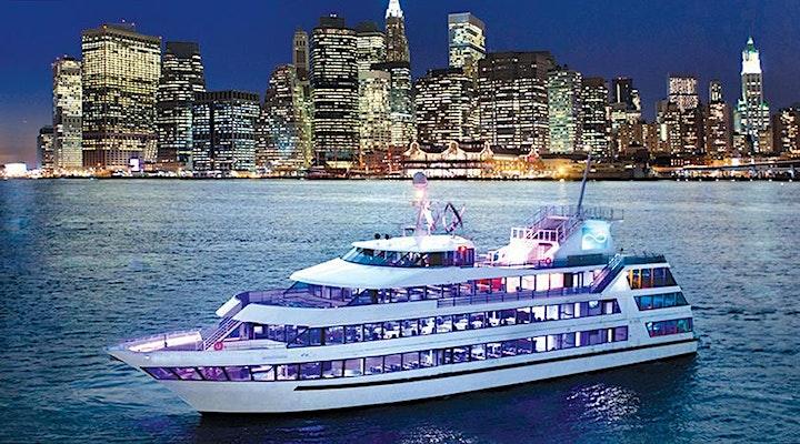 Sunset Party Yacht Cruise Around NYC image