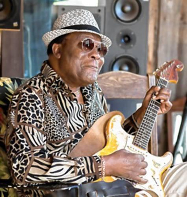 """Luther """"Guitar Jr."""" Johnson & the Magic Rockers image"""