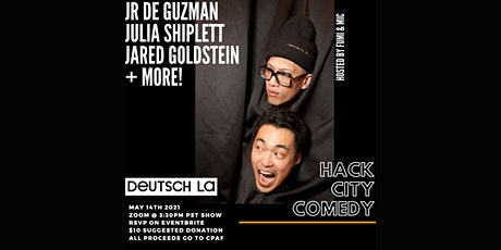 Comedy for a Cause with Hack City tickets