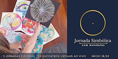 Jornada Simbólica com Mandala tickets