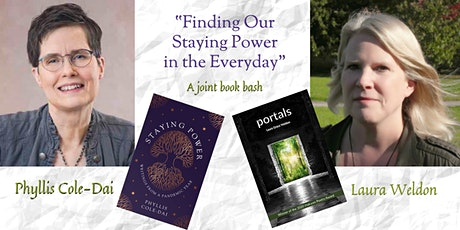 Finding Our Staying Power in the Everyday (Book Bash) tickets
