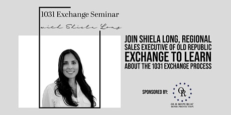 1031 Exchange Seminar tickets