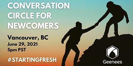 Conversation Circle for Newcomers: Vancouver tickets
