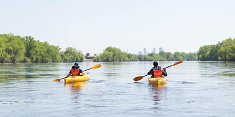 Paddle With A Ranger: Minneapolis Heron Rookery tickets