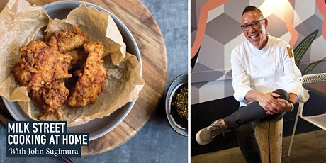 Cooking at Home with John Sugimura: Japanese Fried Chicken tickets