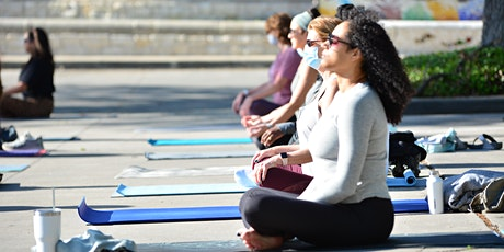 YogaSix Free Restore Yoga Class tickets
