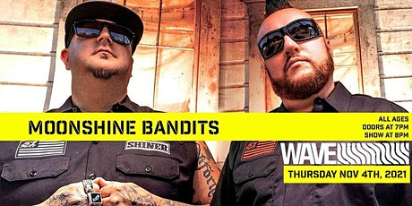 Moonshine Bandits - Red, White & Blue Collar Tour tickets