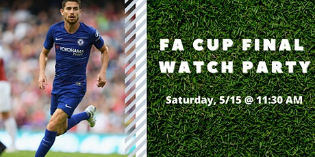 FA Cup Final Watch Party tickets