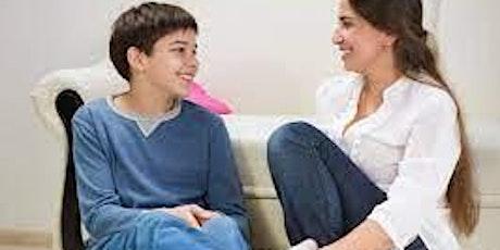 Conversaciones Cruciales: Hablando francamente  del Sexo con Nuestros Hijos entradas