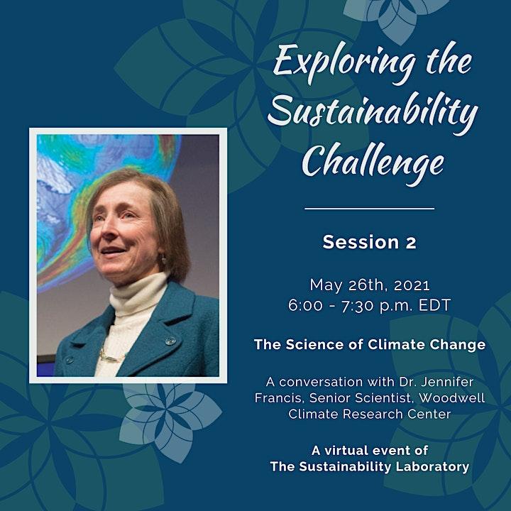 Exploring the Sustainability Challenge, Session 2 image