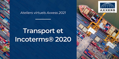 Transport international et incoterms 2020 biglietti