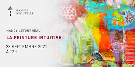 Atelier d'art  |  La peinture intuitive tickets