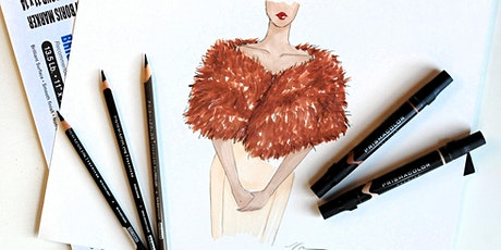 Digital Workshop: Fashion Illustration with Veronica of Made Institute tickets