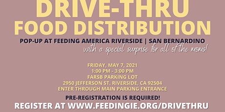 Food Distribution tickets
