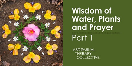 The Wisdom of Water, Plants and Prayer 1 tickets