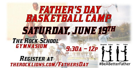 2021 TRH Father's Day Basketball Camp tickets