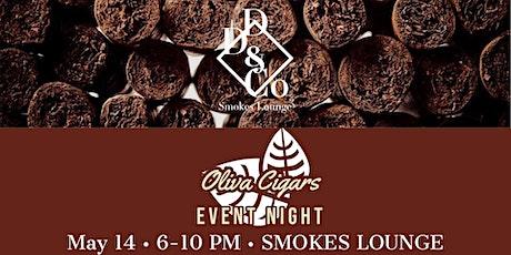 Oliva Cigars Event Night tickets
