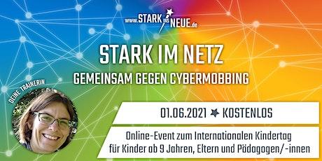 Stark im Netz - Gemeinsam gegen Cybermobbing mit Aline aus dem Taunus Tickets