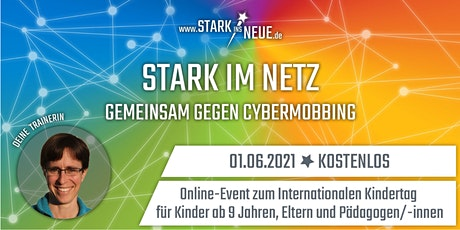 Stark im Netz  - Gemeinsam gegen Cybermobbing Oberallgäu mit Annika Schulz Tickets