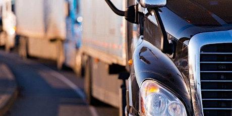 Speed Dating on Trucking/Transportation tickets