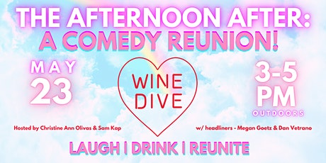 The Afternoon After: An Outdoor Comedy Reunion tickets