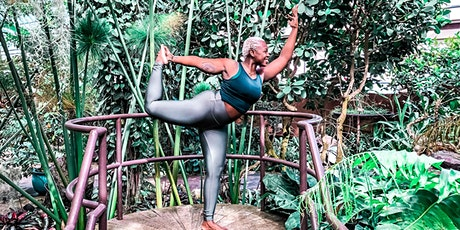 Virtual Yoga from GPC with Amber tickets