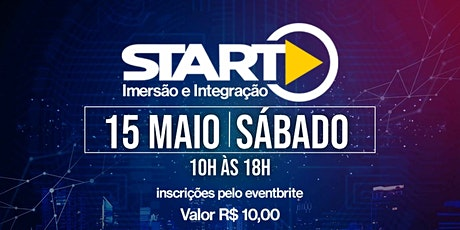 START - 22/05/2021 ingressos