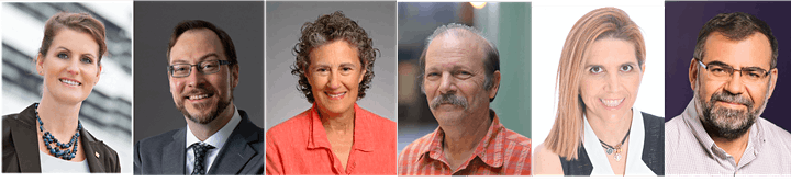 ACM/IEEE panel on the future of computing image