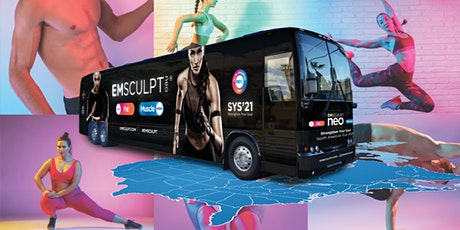EMANA Medical Presents the EmSculpt Neo Bus Tour tickets