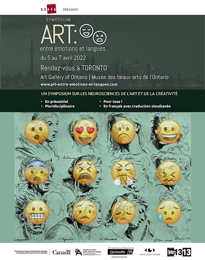 Image de Symposium Art:  entre émotions et langues | A bilingual event