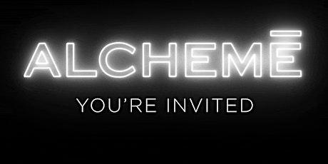 ALCHEMĒ Health One Year Anniversary tickets