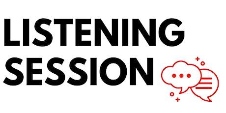 Listening Session: Public Art Across Maryland Grant Program Tickets